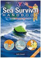 RYA Sea Survival Handbook by Keith Colwell