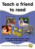 Teach a Friend to Read by Libby Coleman, Nick Ainley, Marcus Tate