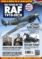 100 Years of the RAF by Duncan Evans
