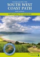 Barnstaple to Minehead Walks Along the South West Coastpath by Ruth Luckhurst