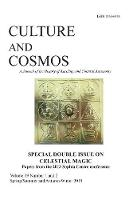 Culture and Cosmos Vol 19 1 and 2 Celestial Magic by Nicholas (University of Wales Trinity Saint David) Campion