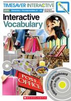 Interactive Vocabulary by Daniele Bourdais, Sue Finnie