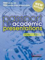 Passport to Academic Presentations Course Book & CDs (Revised Edition) by Douglas Bell