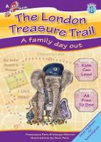 The London Treasure Trail by Francesca R. Fenn, Margie Skinner