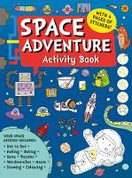 Space Adventure Activity Book by Jen Smith