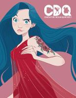 Character Design Quarterly 4 Visual Development | Illustration | Concept Art by 3dtotal Publishing