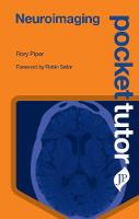 Pocket Tutor Neuroimaging by Rory Piper