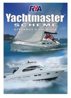 Yachtmaster Scheme Syllabus & Logbook by Royal Yachting Association