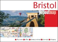 Bristol PopOut Map by PopOut Maps