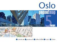 Oslo PopOut Map by PopOut Maps