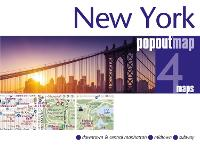 New York PopOut Map by PopOut Maps