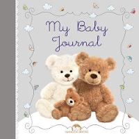 My Baby Journal A keep-forever memory book by Marcelina Grabowska-Friday