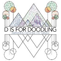 D is for Doodling Inspiration for Stylish Patterning by Lauren Farnsworth