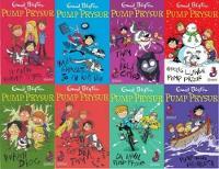 Pecyn Cyfres Pump Prysur by Enid Blyton