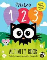 Milo's 123 Activity Book by