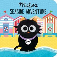 Milo's Seaside Adventure Puppet Book by Heidi Woodhead