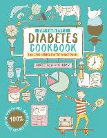Type 1 and Type 2 Diabetes Cookbook Low carb recipes for the whole family by Vickie De Beer, Kath Megaw