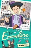 Emmeline (Pankhurst) by Haydn Kaye