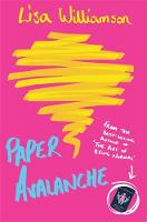 Cover for Paper Avalanche by Lisa Williamson