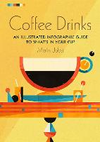 Coffee Drinks An Illustrated Infographic Guide to What's in Your Cup by Merlin Jobst