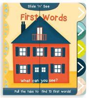 Slide 'n' See First Words by Nick Ackland