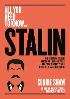 Stalin The Georgian student priest who became one of the 20th century's most notorious mass murderers by Claire Shaw