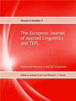 The European Journal of Applied Linguistics and TEFL by Andrzej Cirocki