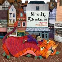 Nimesh the Adventurer by Ranjit Singh