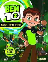 Ben 10 Seek & Find by Centum Books Ltd