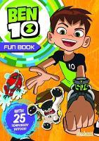 Ben 10 Fun Book by Centum Books Ltd