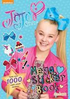 JoJo Mega Sticker Book by Centum Books Ltd