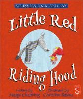 Look and Say: Little Red Riding Hood by Margot Channing