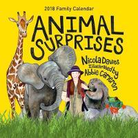 Animal Surprises 2018 Family by Nicola Davies