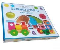 Set Chwarae: Geiriau Cyntaf by