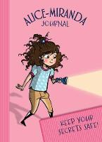 Alice-Miranda Journal with lock and key by Jacqueline Harvey