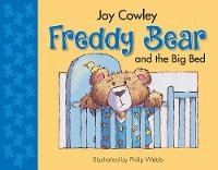 Freddy Bear and the Big Bed by