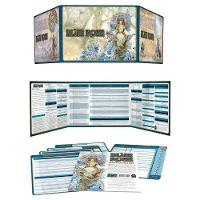 Blue Rose: RPG Narrator's Kit by Josh Gutenberg, Jesse Hibbs, Steve Kenson, Stephanie Law