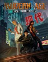 Modern AGE Basic Rulebook by Matthew Dawkins, Meghan Fitzgerald, Howard Ingham, Steve Kenson