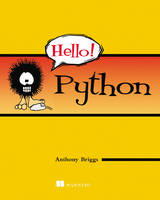 Quick & Easy Python by Anthony Briggs