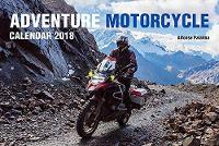 Adventure Motorcycle Calendar 2018 by Alfonse Palaima