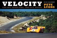 Velocity Calendar 2018 by Pete Lyons