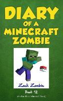 Diary of a Minecraft Zombie Book 12 Pixelmon Gone! by Zack Zombie