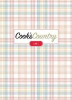Complete Cook's Country Magazine 2017 by America's Test Kitchen