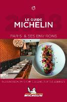 Paris & ses environs - The MICHELIN guide 2018 by