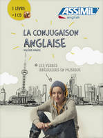 Assimil English La conjugaison anglaise (Book + Audio CD Say it) by Paul Davenport