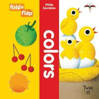 Fold-a-Flap: Colors by Philip Giordano