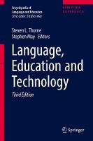 Language, Education and Technology by Steven Thorne