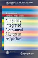 Air Quality Integrated Assessment A European Perspective by Giorgio Guariso