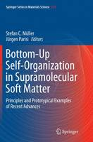Bottom-Up Self-Organization in Supramolecular Soft Matter Principles and Prototypical Examples of Recent Advances by Stefan C. Muller