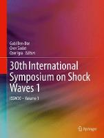 30th International Symposium on Shock Waves 1 ISSW30 - Volume 1 by Gabi Ben-Dor